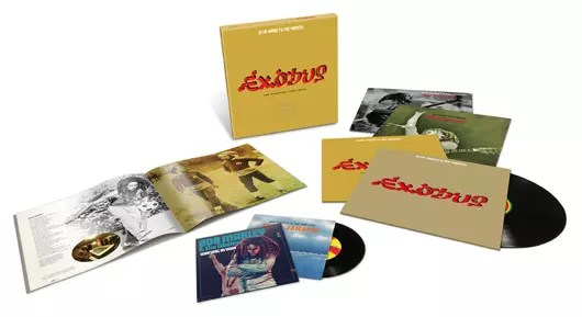 Bob Marley's 'Exodus' Set To Move The Masses Again With 40th-Anniversary Reissue