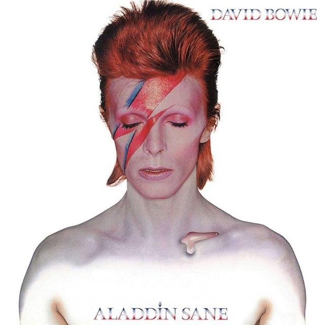 David Bowie Aladdin-Sane