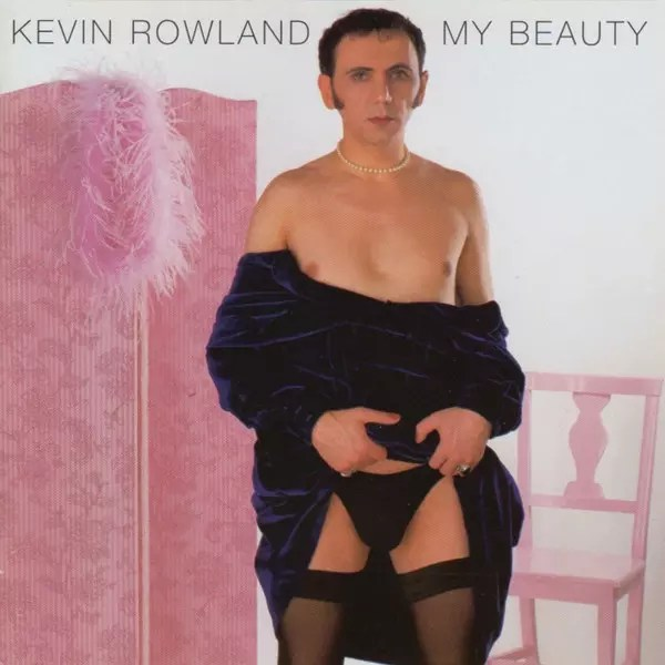 Kevin Rowland My Beauty Album Cover (Dexys Midnight Runners)
