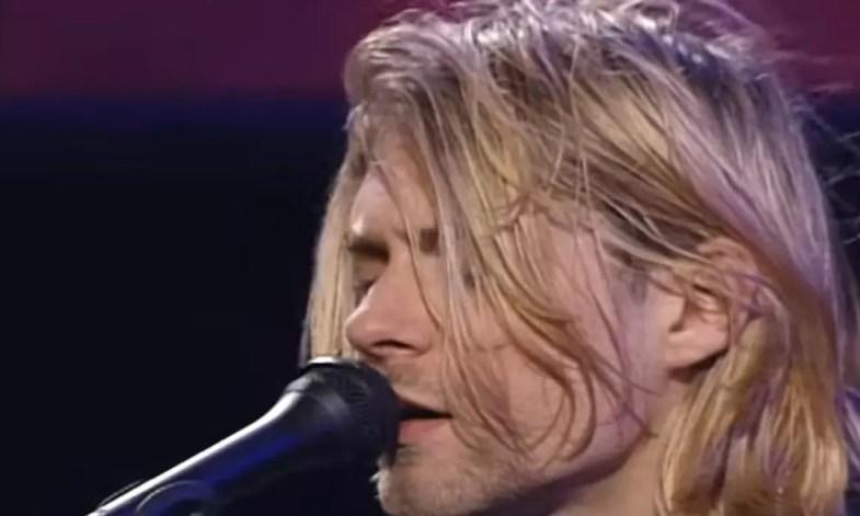 Kurt Cobain Kurt estaba aquí Colección de ropa