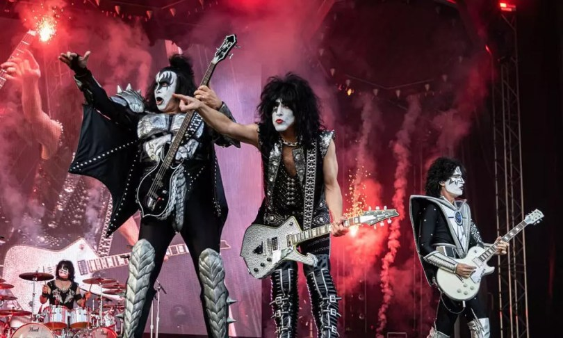 KISS Announce Kiss 2020 Goodbye Virtual Concert For New Year's Eve