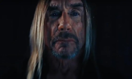 """Iggy Pop shared a video for """"Don't Go Gently That Good Night"""""""