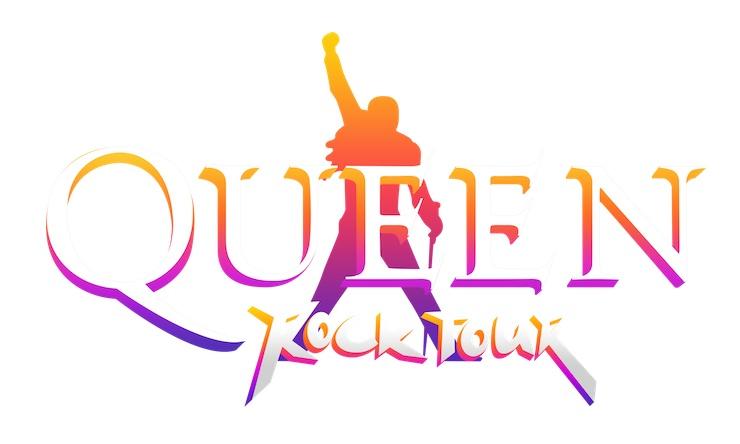 Logotipo de Queen-Rock-Tour