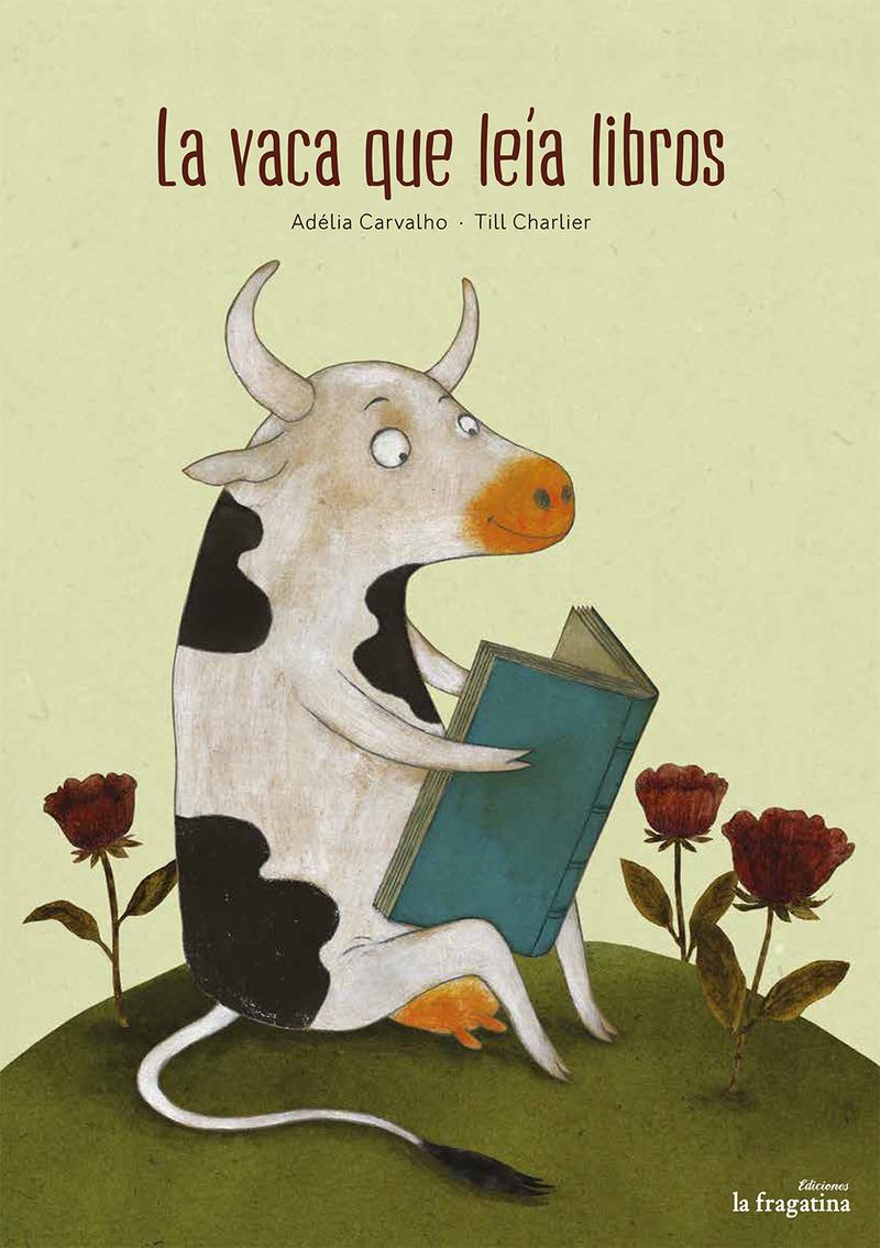 Resultado de imagen de La vaca que leía libros