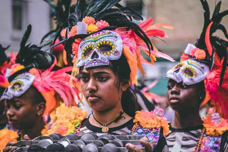UDMSamba Chocalho Cowley Road Carnival