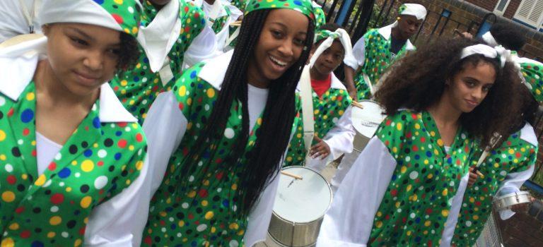 Waterloo Carnival 2016 with Mandinga Arts