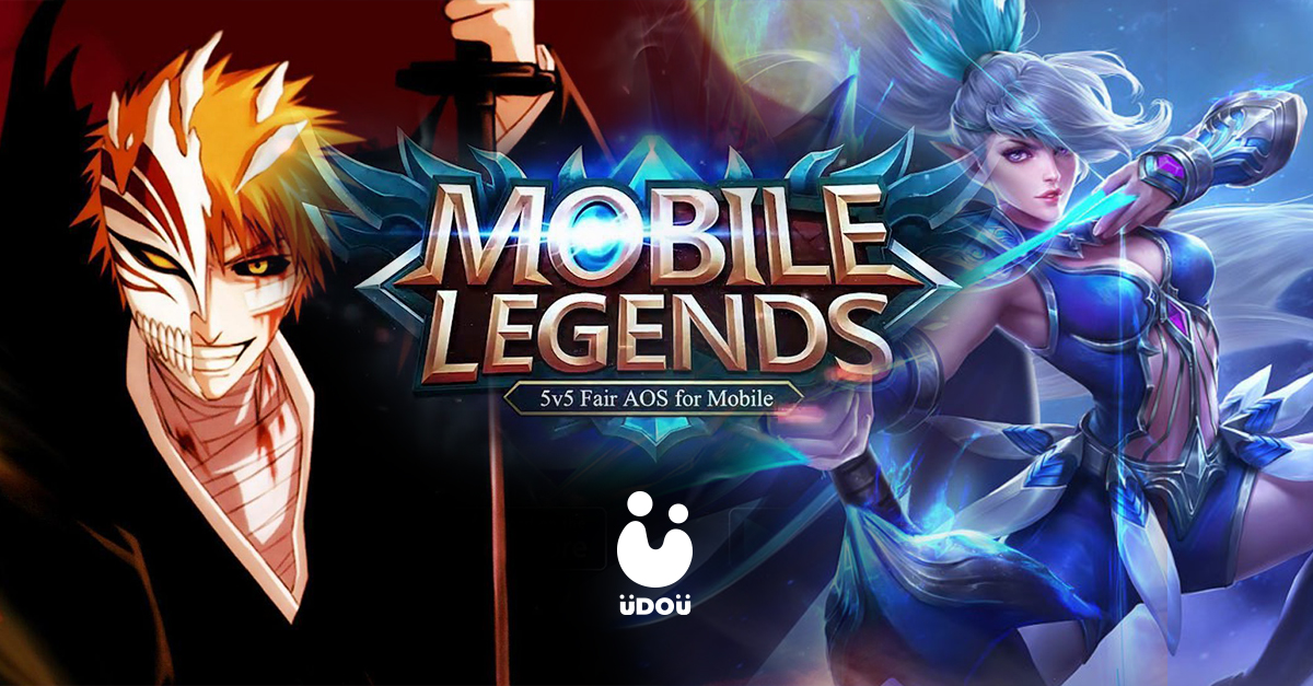 Mobile Legends Bleach collab