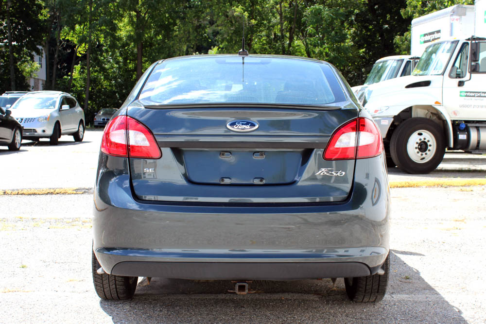 2011 Ford Fiesta Rear Buy Here Pay Here York PA