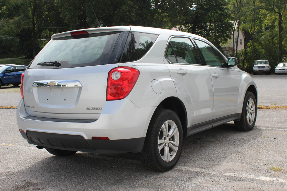 Chevrolet Equinox 2012 Rear Side Buy Here Pay Here York PA