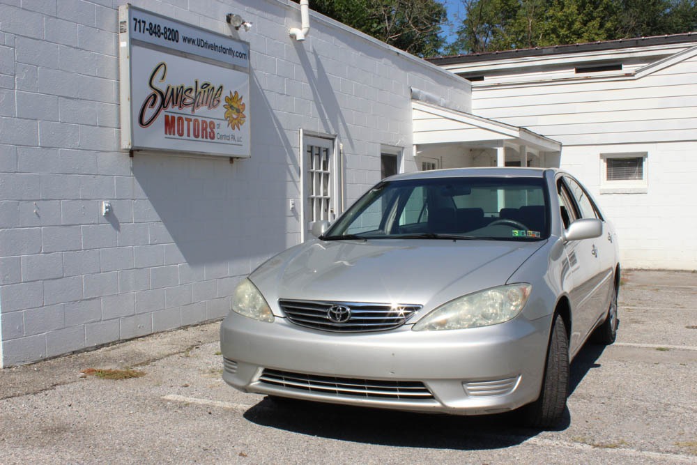 Toyota Camry 2006 Front Side Buy Here Pay Here York PA