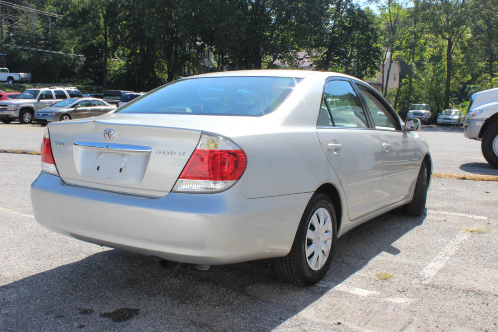 Toyota Camry 2006 Rear Side Buy Here Pay Here York PA