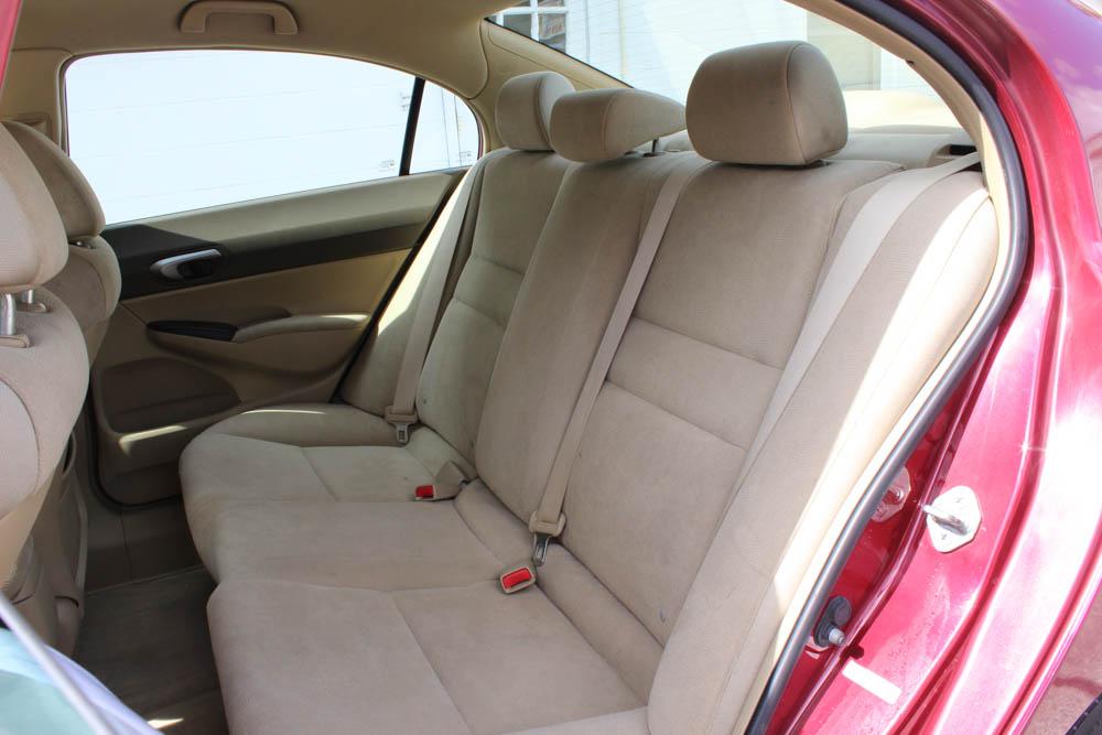 Honda Civic 2006 Rear Seats Buy Here Pay Here York PA
