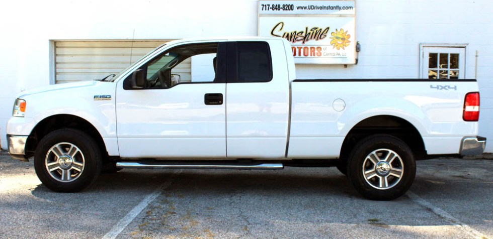 Ford F-150 2006 Side Buy Here Pay Here