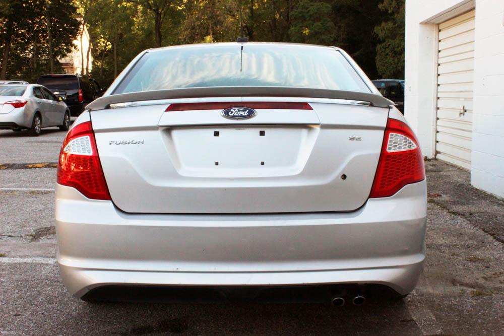 Ford Fusion 2012 Rear Buy Here Pay Here York PA