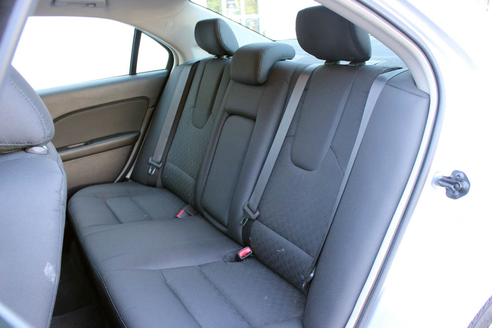 Ford Fusion 2012 Rear Seats Buy Here Pay Here York PA