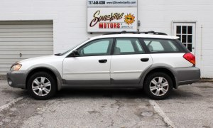 Subaru Outback 2005 Side Buy Here Pay Here York PA