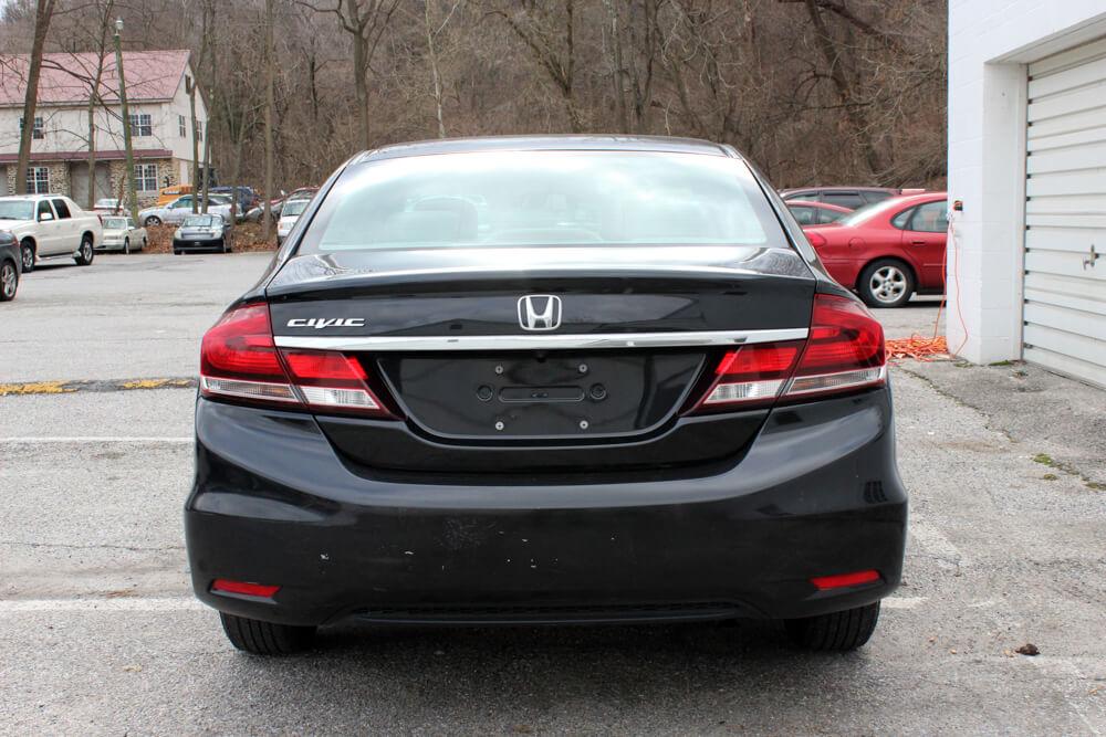 2013 Honda Civic Rear Buy Here Pay Here York PA
