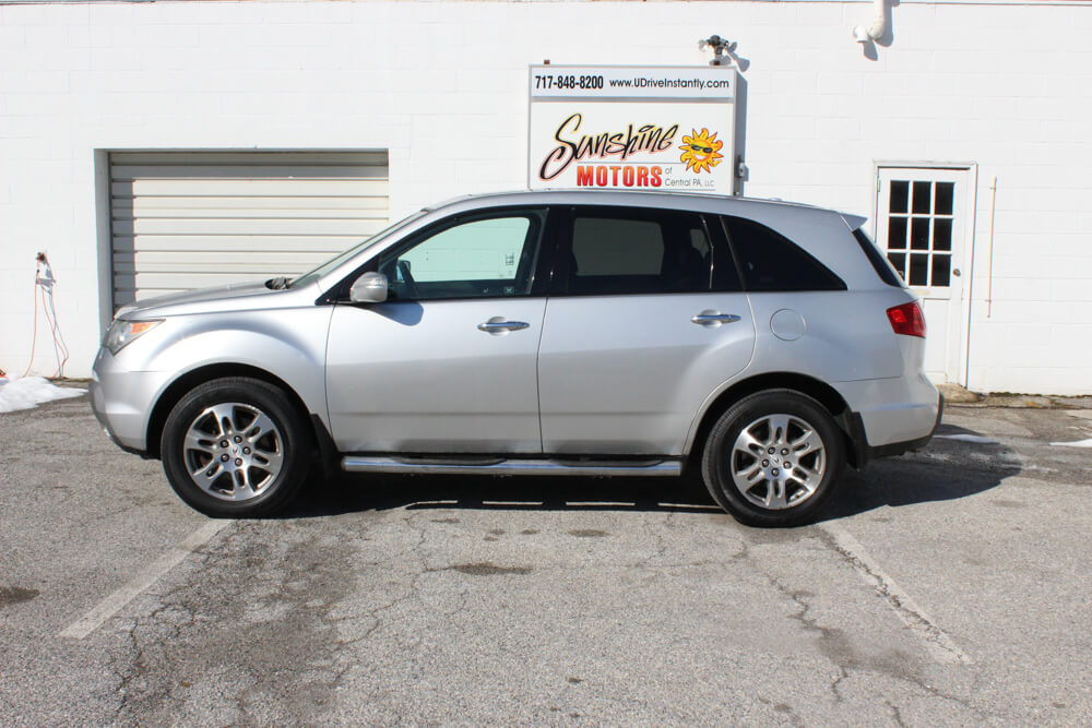 2007 Acura MDX Side Buy Here Pay Here York PA