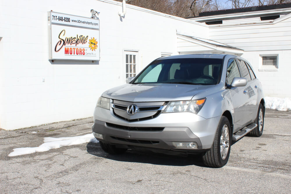 2007 Acura MDX Front Side Buy Here Pay Here York PA