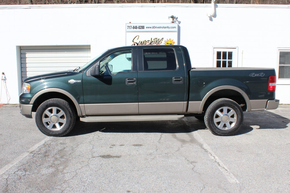2005 Ford F-150 Side Buy Here Pay Here York PA