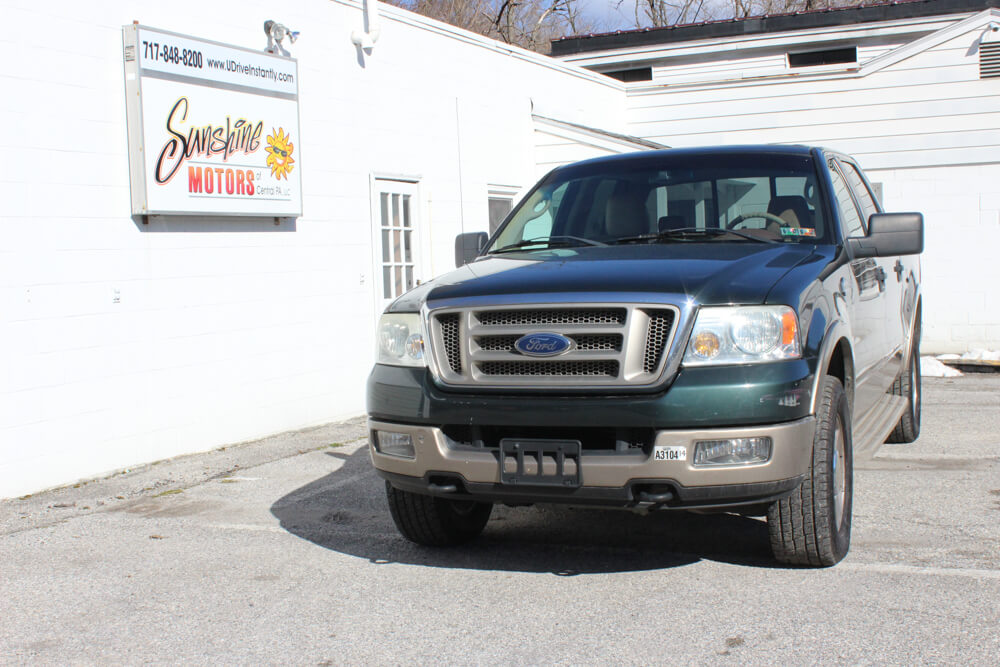 2005 Ford F-150 Front Side Buy Here Pay Here York PA