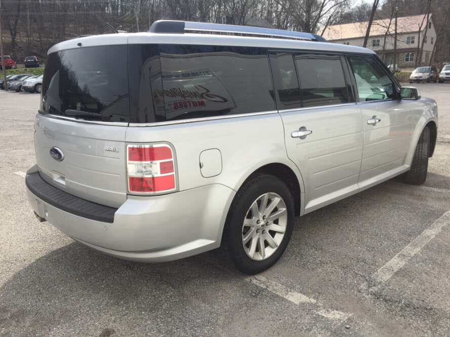 2011 Ford Flex Rear Side Buy Here Pay Here York PA
