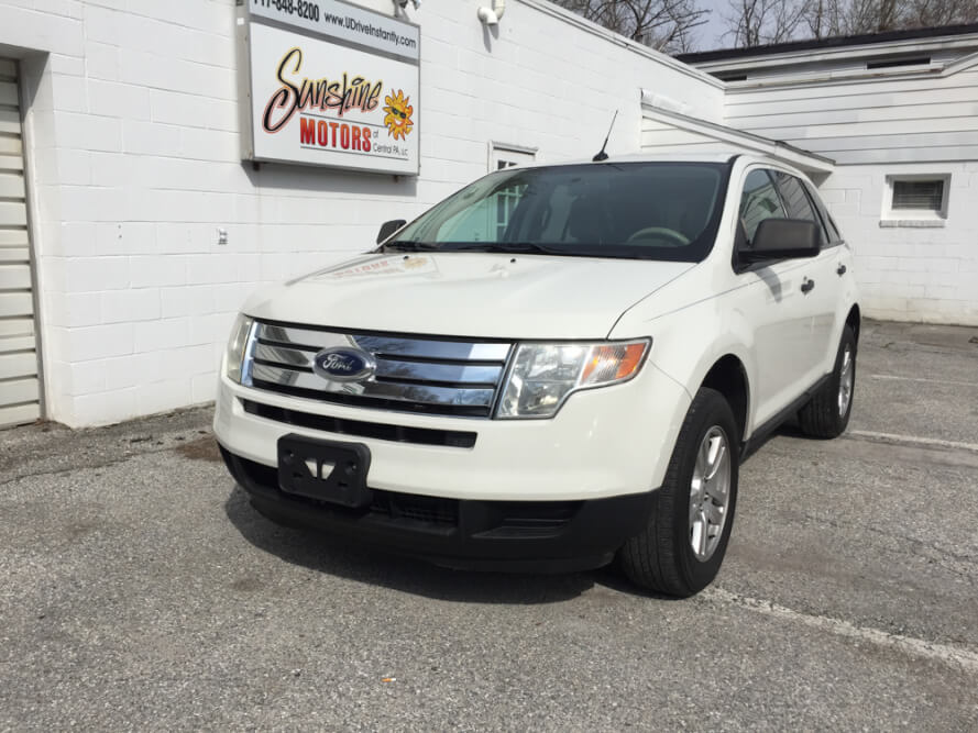 2009 Ford Edge Front Side Buy Here Pay Here York PA