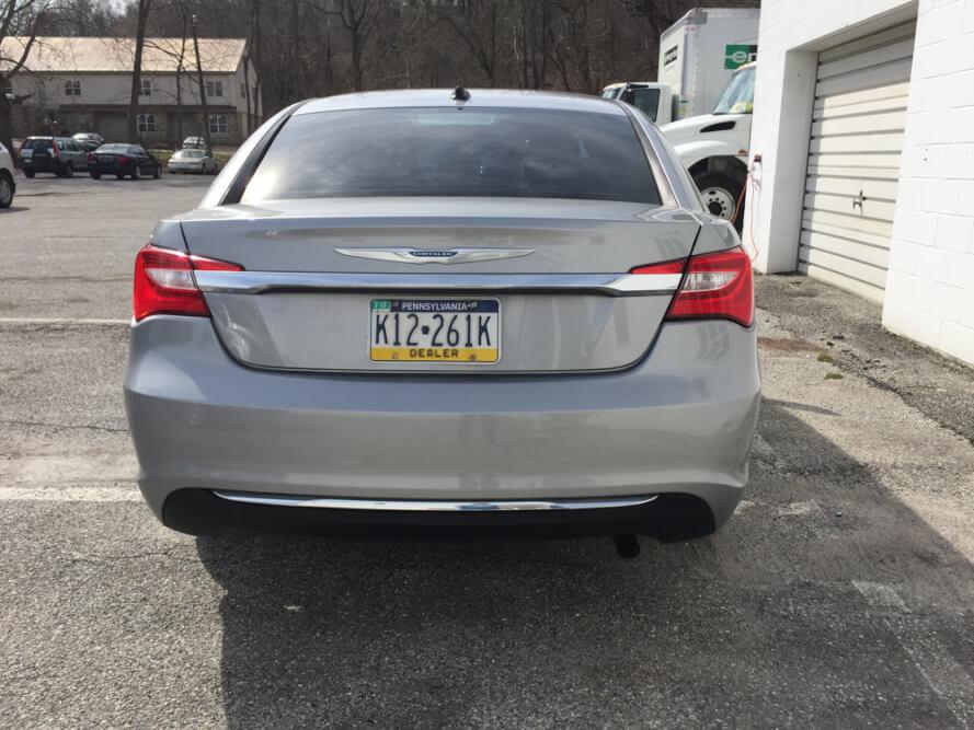 2013 Chrysler 200 Rear Buy Here Pay Here York PA