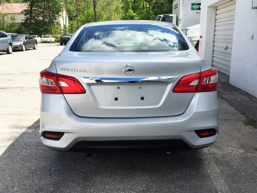 2016 Nissan Sentra Rear Buy Here Pay Here York PA