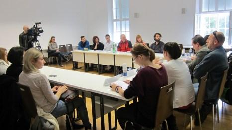Okrugli stol - Izazovi i prilike volontiranja mladih u Dubrovniku 3