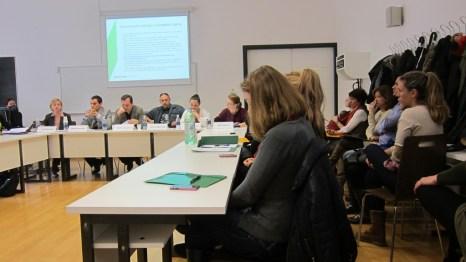 Okrugli stol - Izazovi i prilike volontiranja mladih u Dubrovniku 6