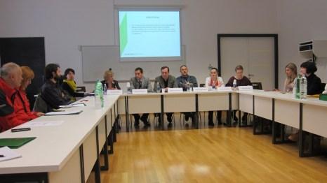 Okrugli stol - Izazovi i prilike volontiranja mladih u Dubrovniku