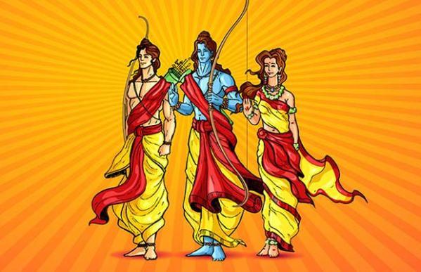 Ramayan - Rama and Sita Story behind Ancient Indian Epic