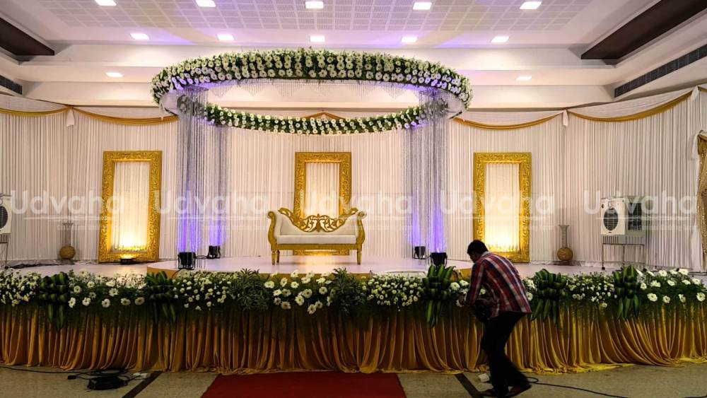 stage decoration pondicherry