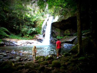 Udzungwa Forest Camp Sanje Waterfalls