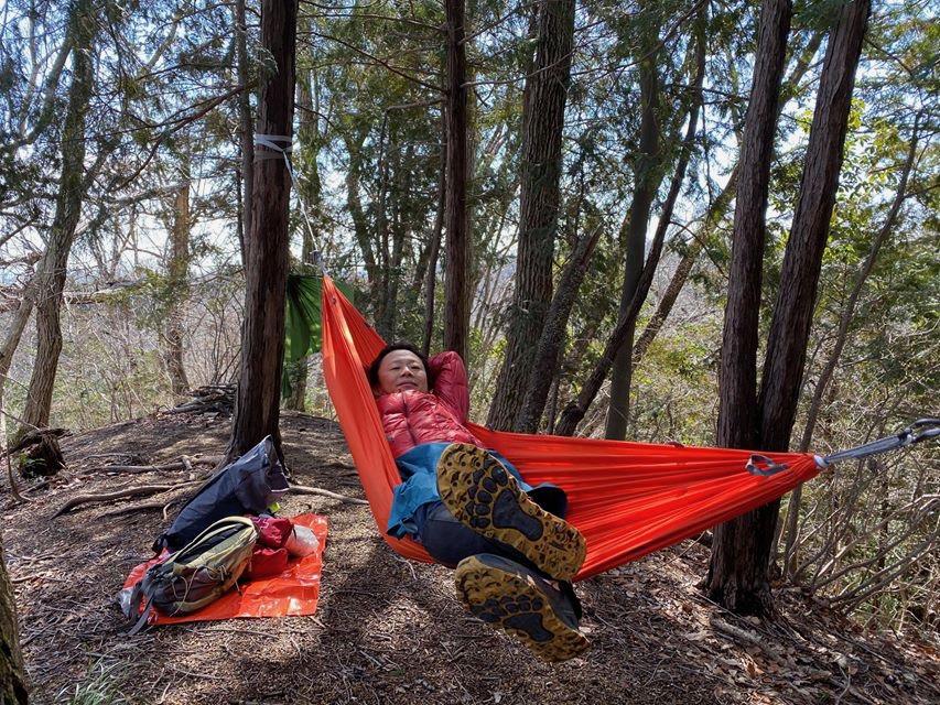hammock hiker
