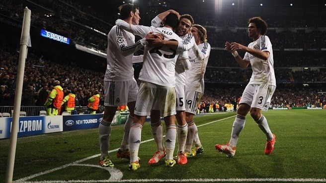 Madrid ease to Dortmund triumph
