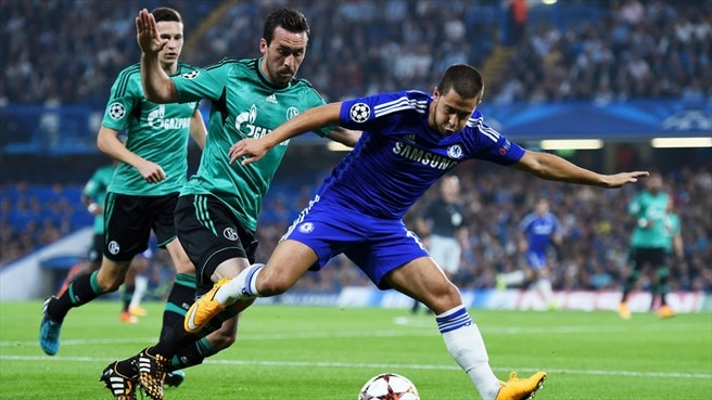 Stubborn Schalke fight back to hold Chelsea