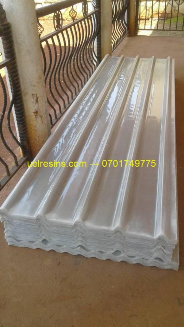 Fiberglass Sheets Uganda