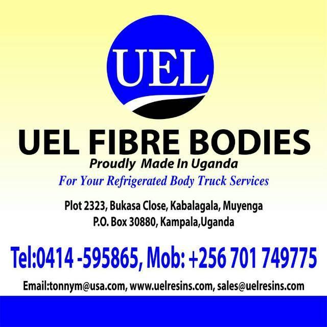 UEL Resins and Fibre Glass Uganda