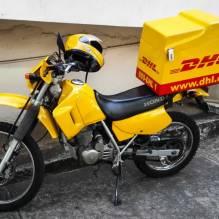DHL Fibreglass Box - UEL Resins Uganda