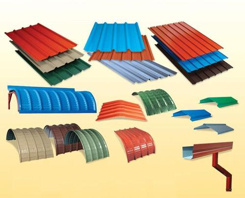 Fibreglass Corrugated Sheet