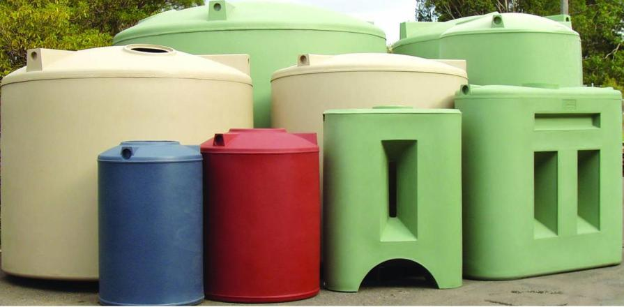 Fibreglass Water Tank