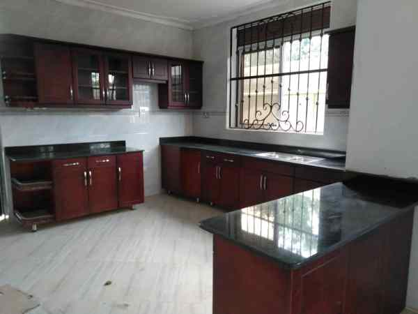 Marble and Granite Kitchen Counter top in Uganda