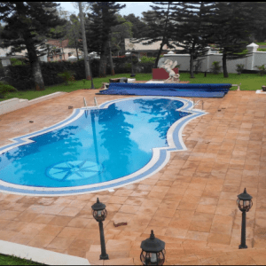 Marble tile swimming pool uganda