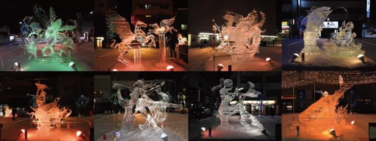 第48回全国氷彫刻展夏季大会