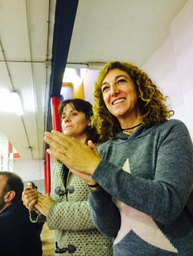 Bàsquet Pia Sabadell A - Infantil Negre Masc 2014-2015 Afició