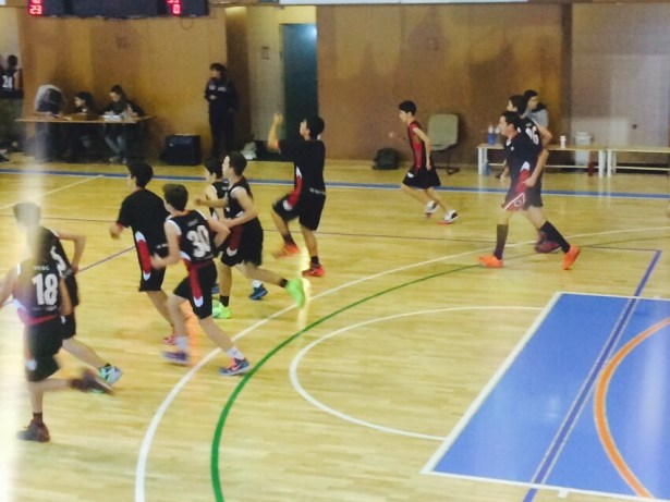 Cadet 2 Masc - Sant Boi B 2014-2015 3