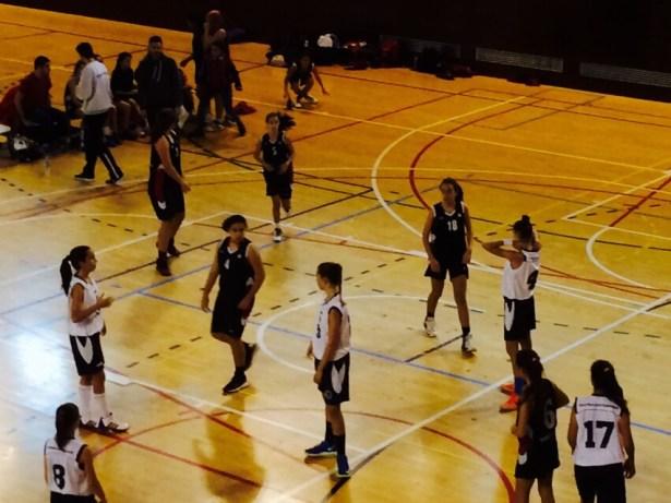 Infantil Fem - CN Sabadell A 2014-2015