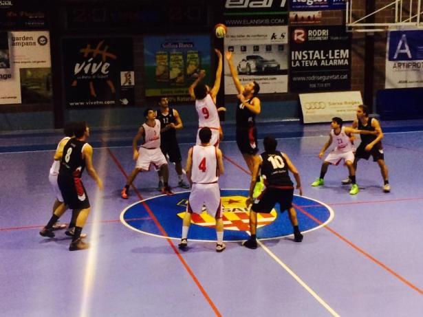 La Salle Manresa - Sènior 1 Masc 2014-2015
